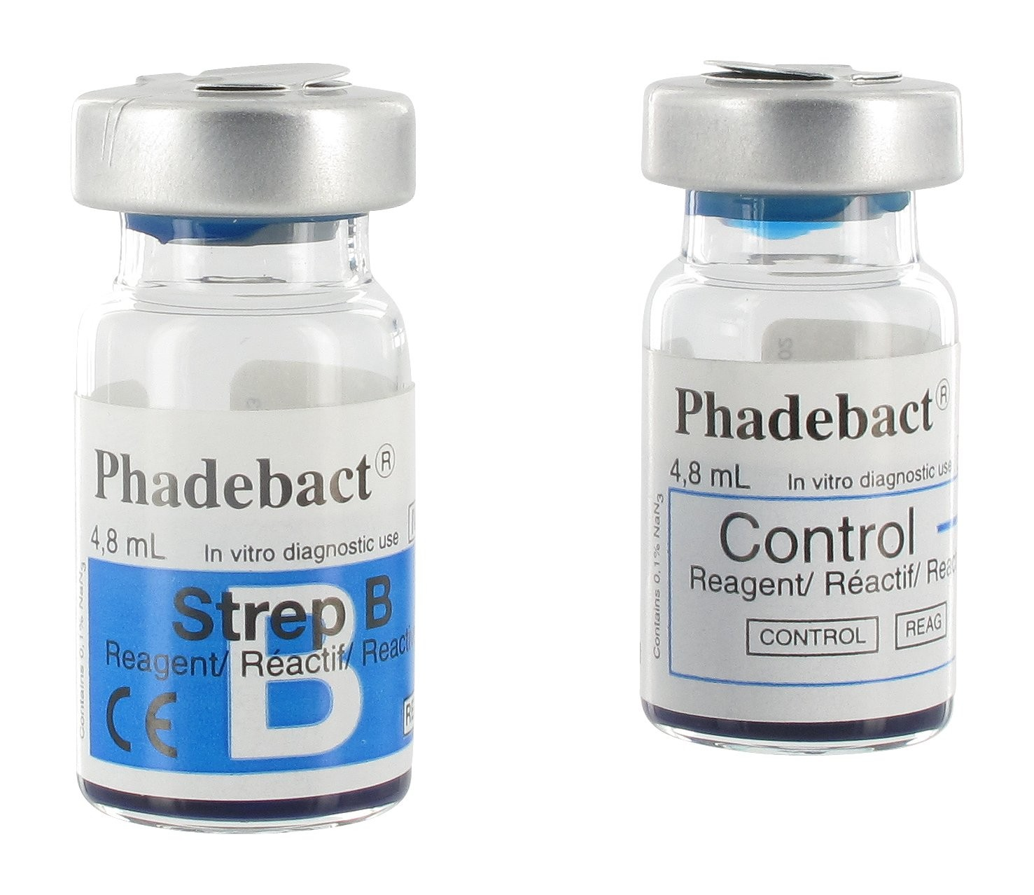 Phadebact Strep B Test