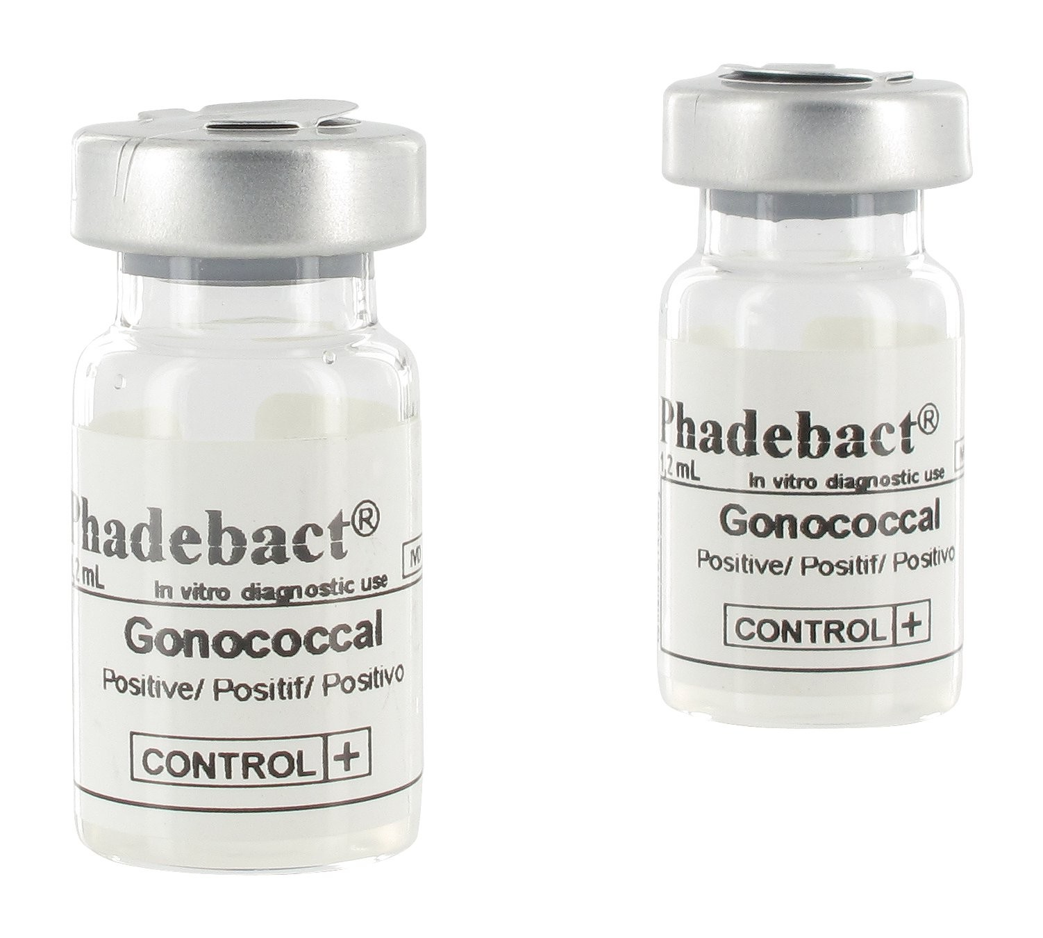 Phadebact® GC Positive Controls